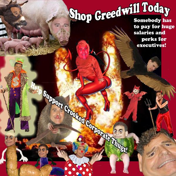 Greedwill Corporate Thugs