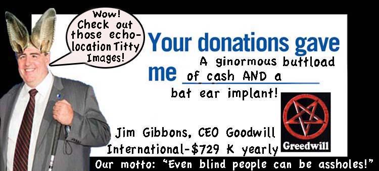 Jim Gibbons Bat Asshole