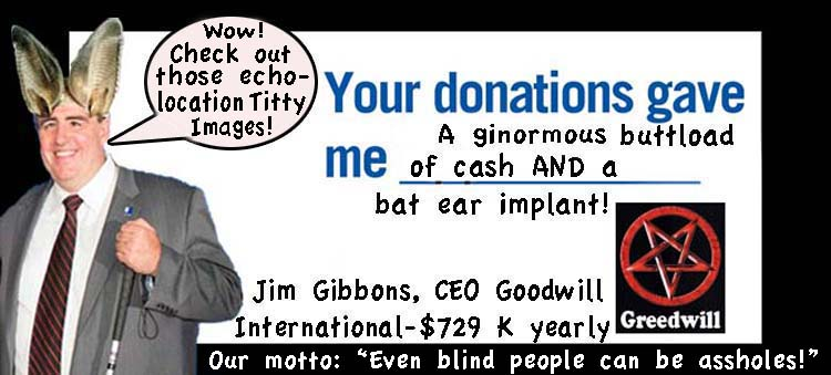 Jim Gibbons Bat Asshole