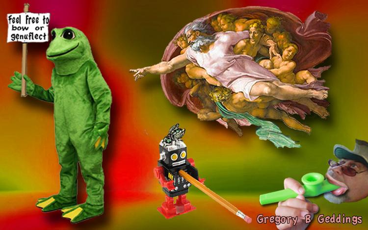 5-EX Frog
