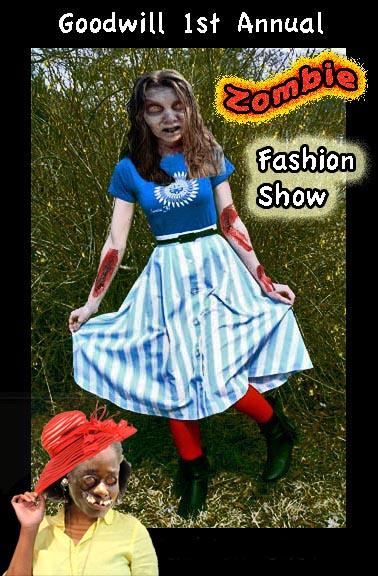 Palmetto Goodwill Zombie