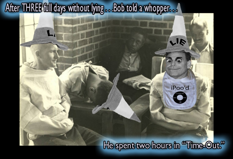 Bob in Nut House 4