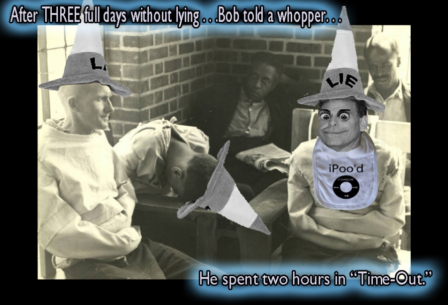 Bob in Nut House 4