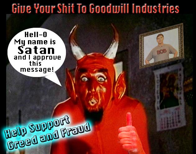 Palmetto Goodwill-Satan-666